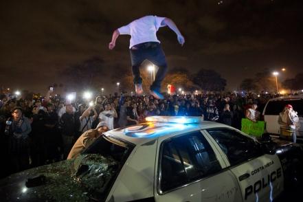 Post-election riots Washington D.C.