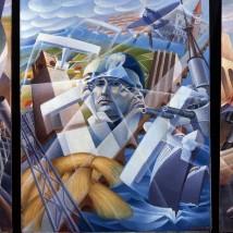"Fascist Synthesis"", Alessandro Bruschetti"